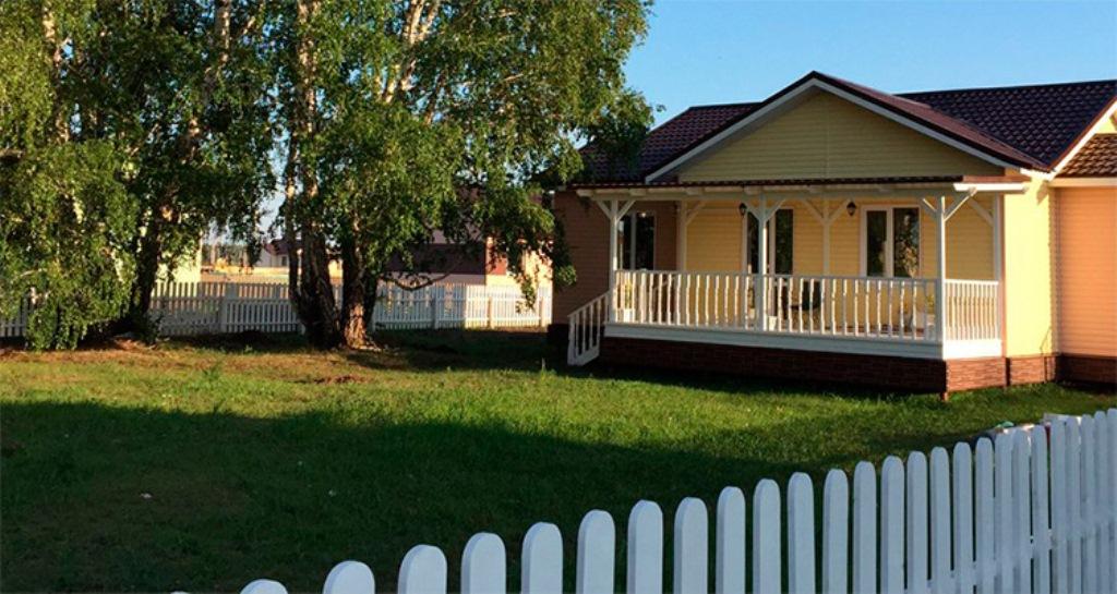 Поселок_Аист_красивый дом