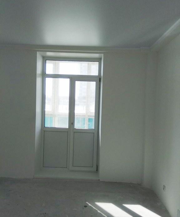 ЖК Атланты_чистовая отделка_балкон