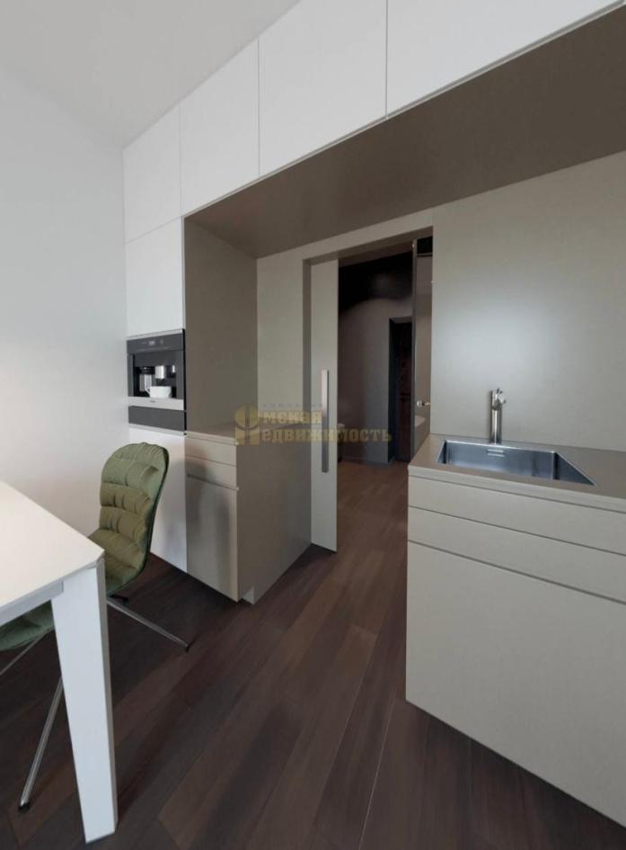 интерьер 1-комнатных апартаментов Маршал_комната_2